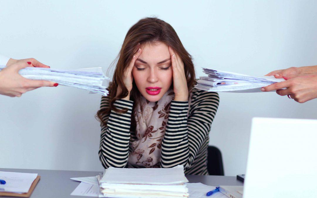 Minder stress, meer werkplezier